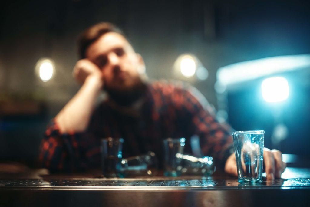 Alkohol dělá občas divy...