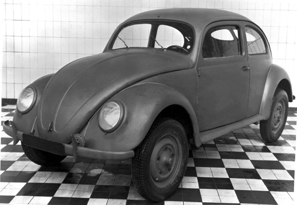 Legendární Volkswagen Brouk