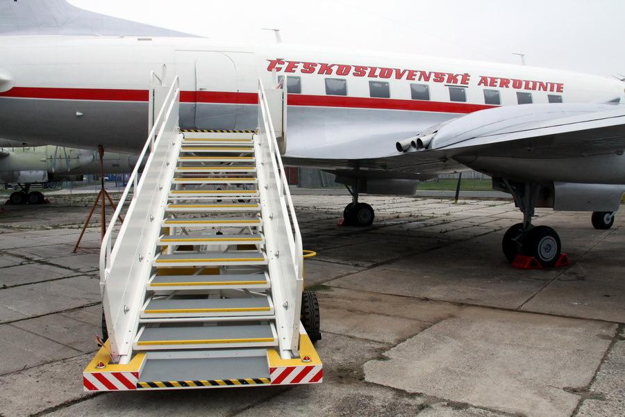 Zrenovovaný letoun Avia Av-14