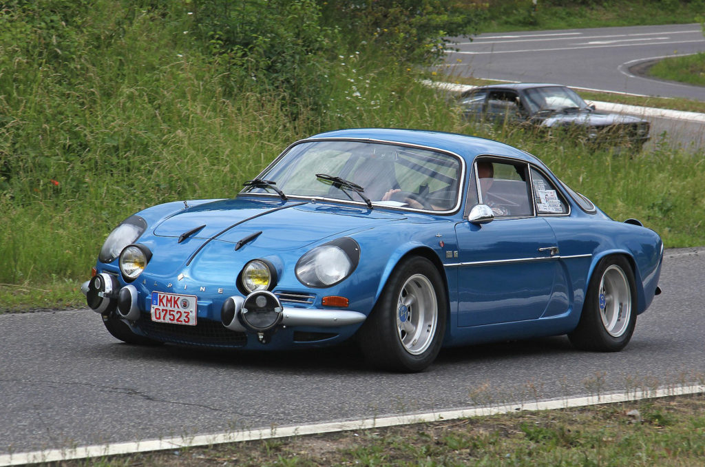 Legendární Alpine A110
