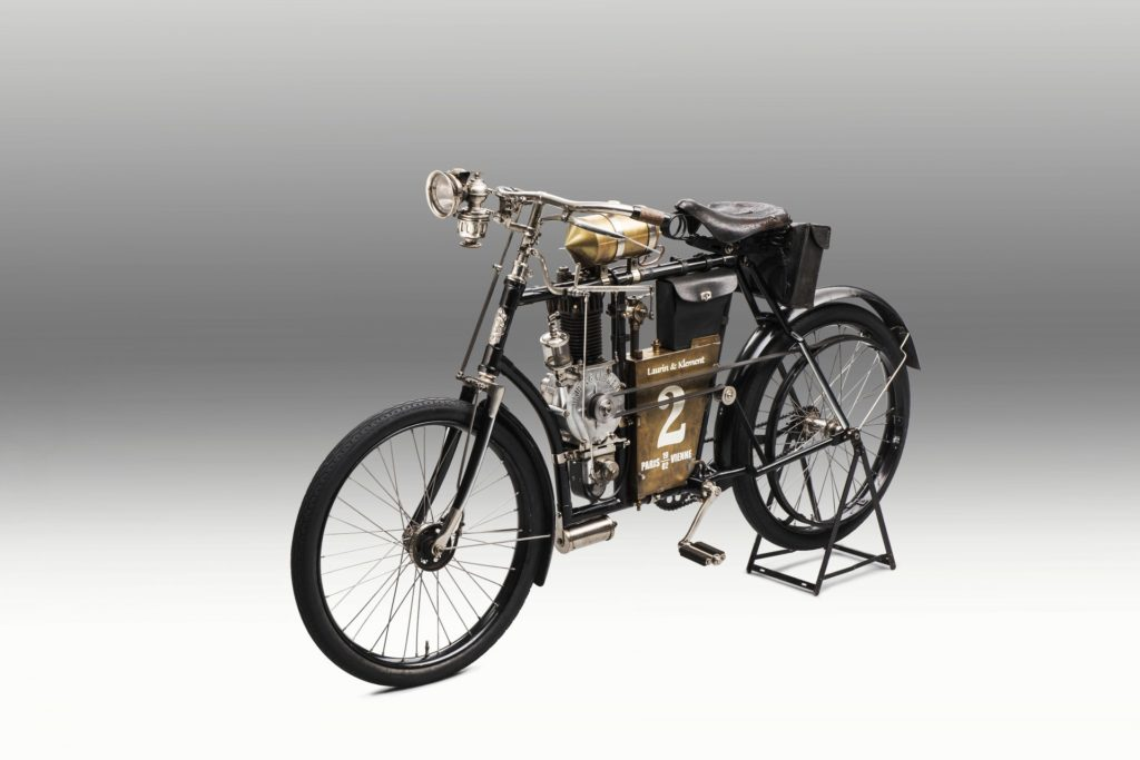 Motocykl Slavia