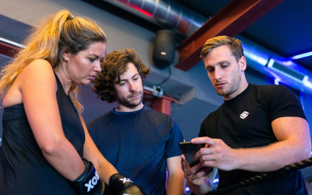 Mobilní aplikace pomáhají s cvičením