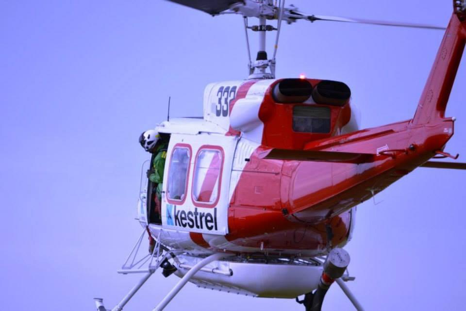 Vrtulník Bell