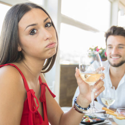 Nepovedené první rande