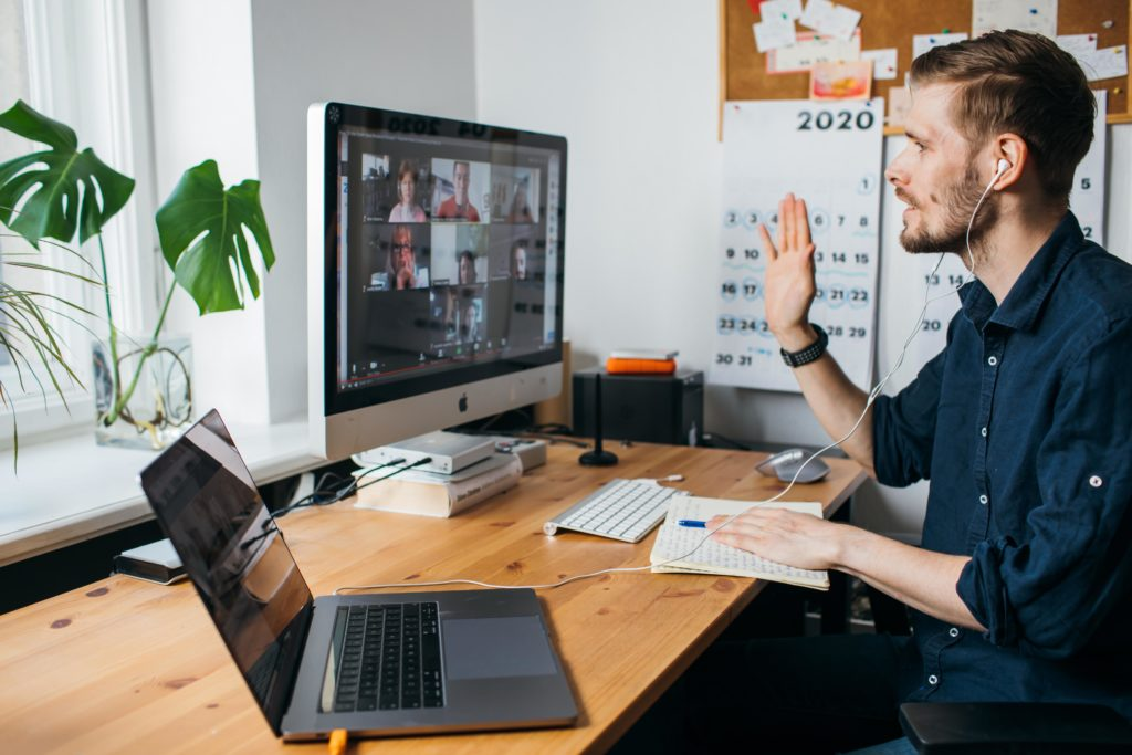 Video cally se staly běžnou součástí zaměstnání