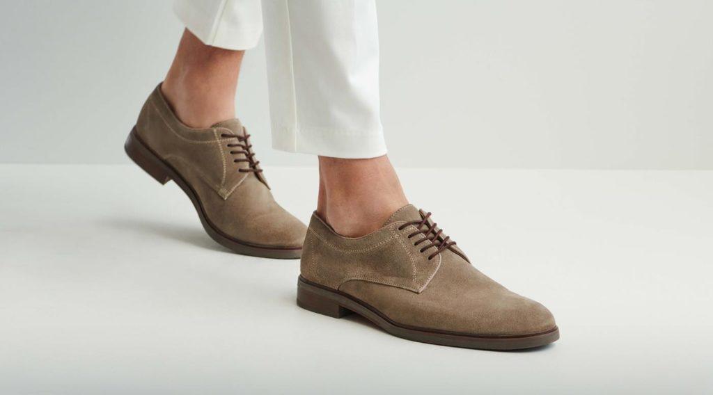 Ležérní, ale stále elegantní boty