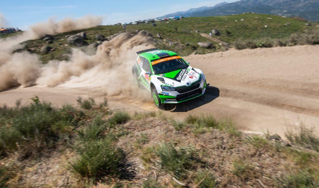 Škoda Fabia R5/Rally2