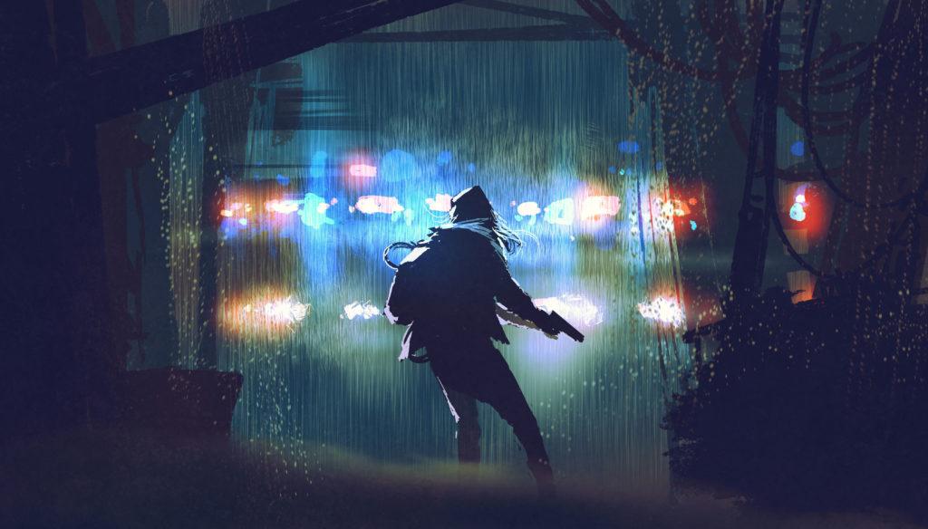 Sledování detektivek a krimi filmů prospívá našemu psychickému zdraví