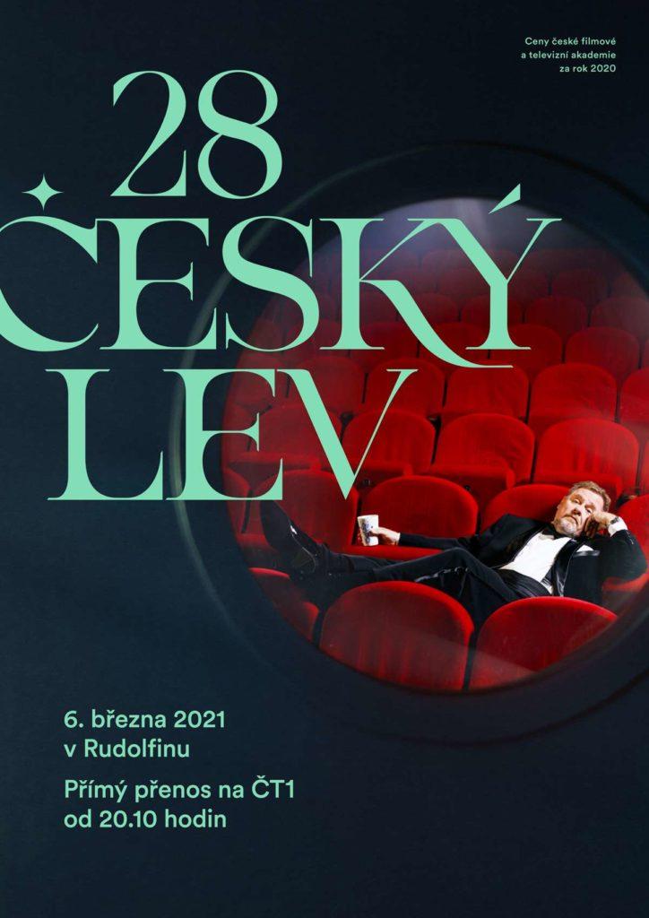 Český lev - vizuál