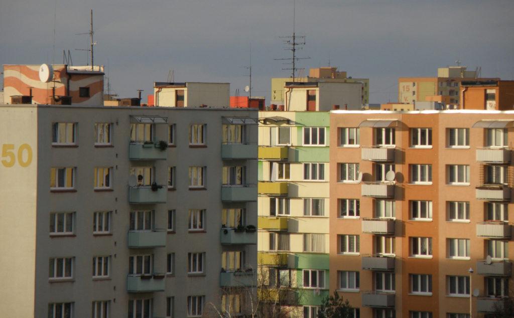 Bydlení v Praze je drahé. A to i na sídlišti