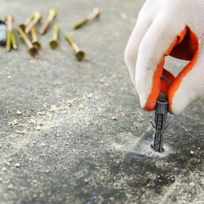 Kotevní technika do betonu