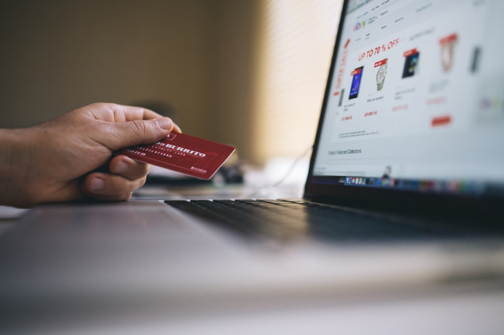 Online nákupy