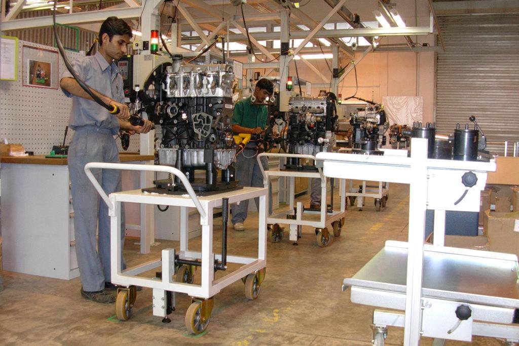 Výroba Škoda Auto v Indii