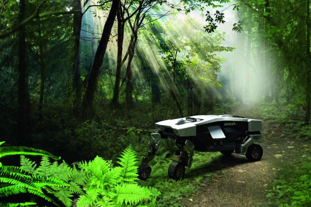 Bezposádkové vozidlo Tiger