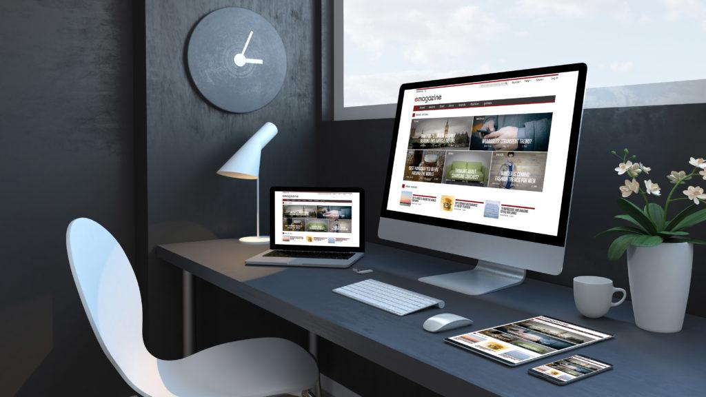 I webdesign má své trendy