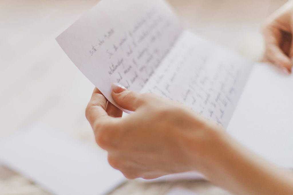 Milostný dopis