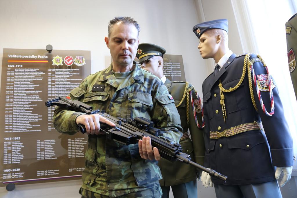 Zbrojíř Jiří Průcha
