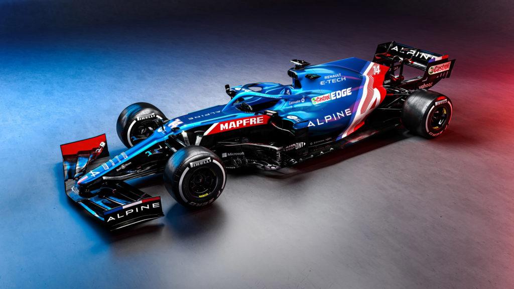 Alpine F1 Team - Monopost A521