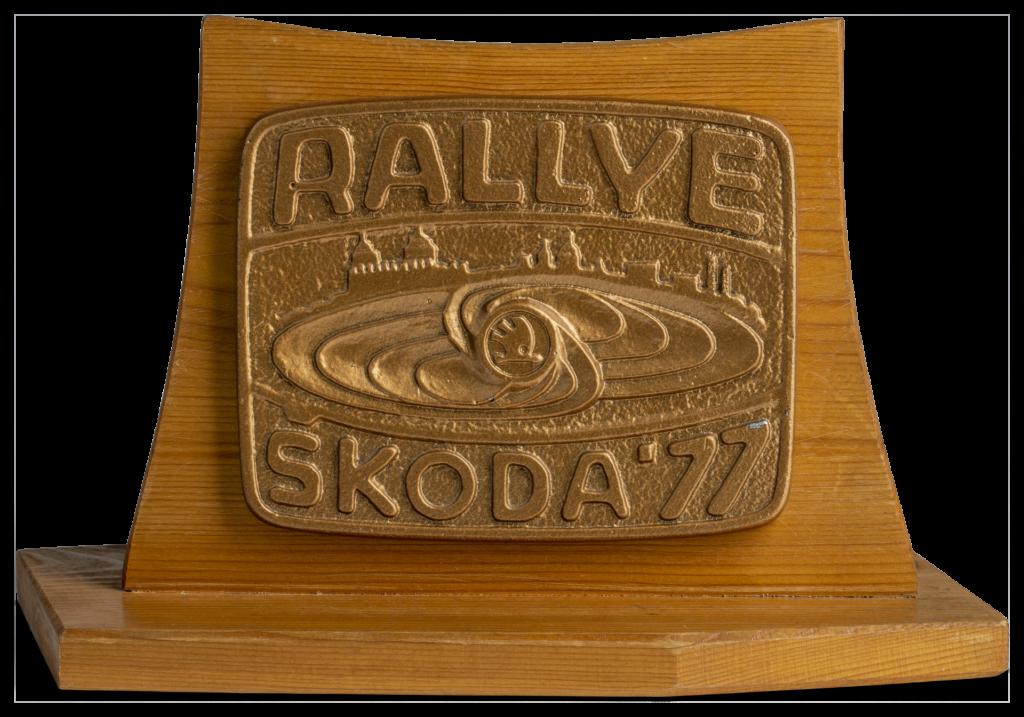 Trofeje – Rallye Škoda