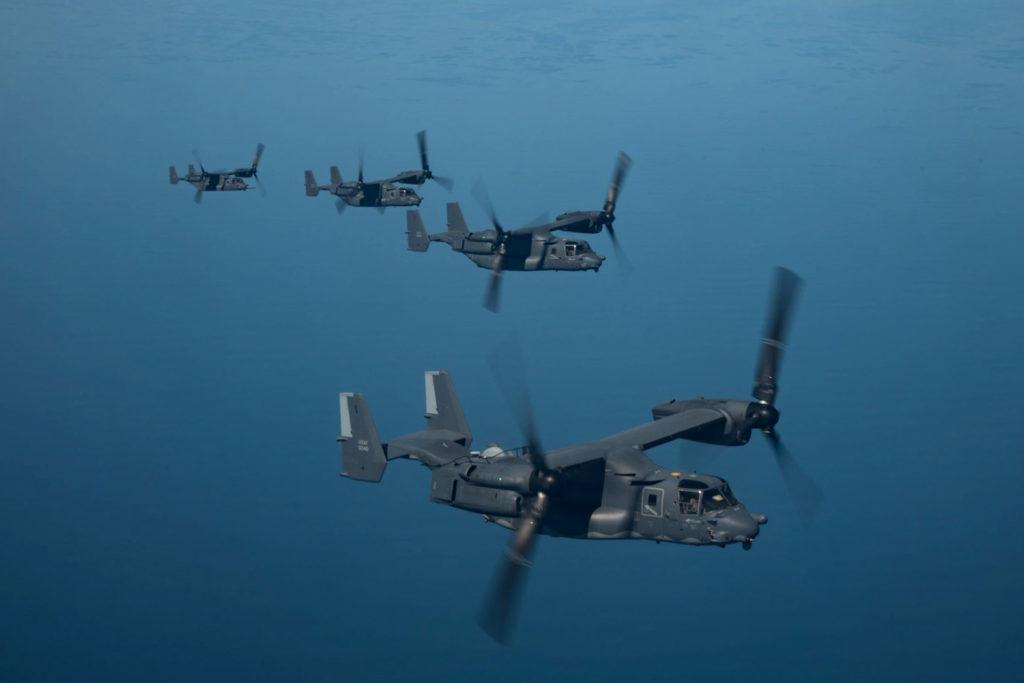 Letouny V-22 Osprey