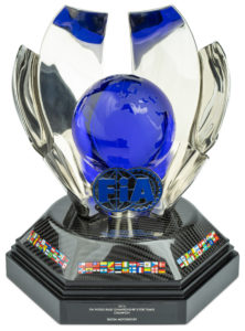 Trofeje – FIA World Rally Championship