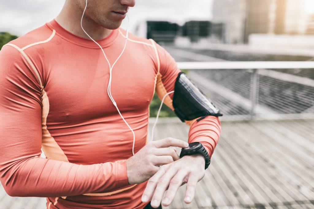 Monitoring VO2Max se vám bude při běhu hodit