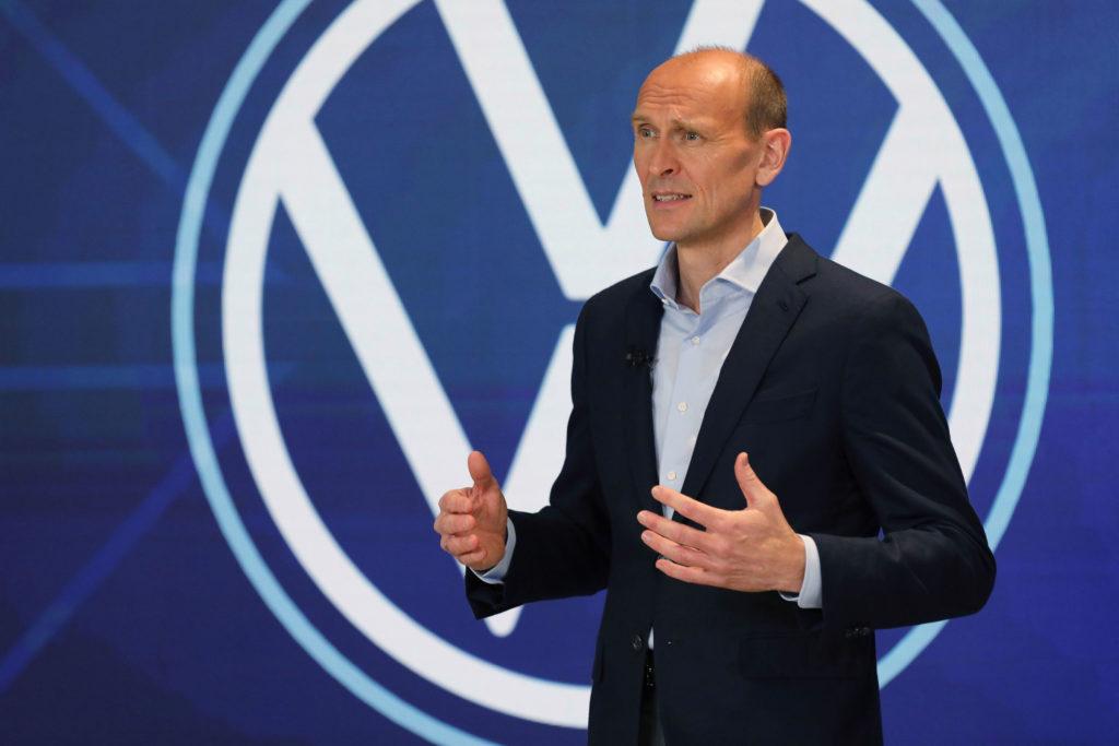Ralf Brandstätter z Volkswagenu