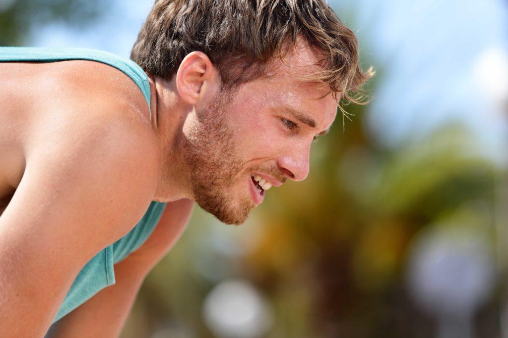 Dýchání při sportu