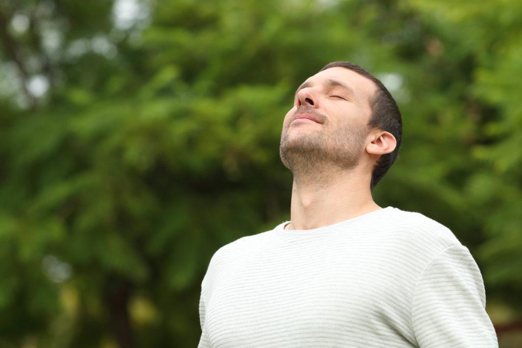 Práce s dechem může pomoci v mnoha oblastech