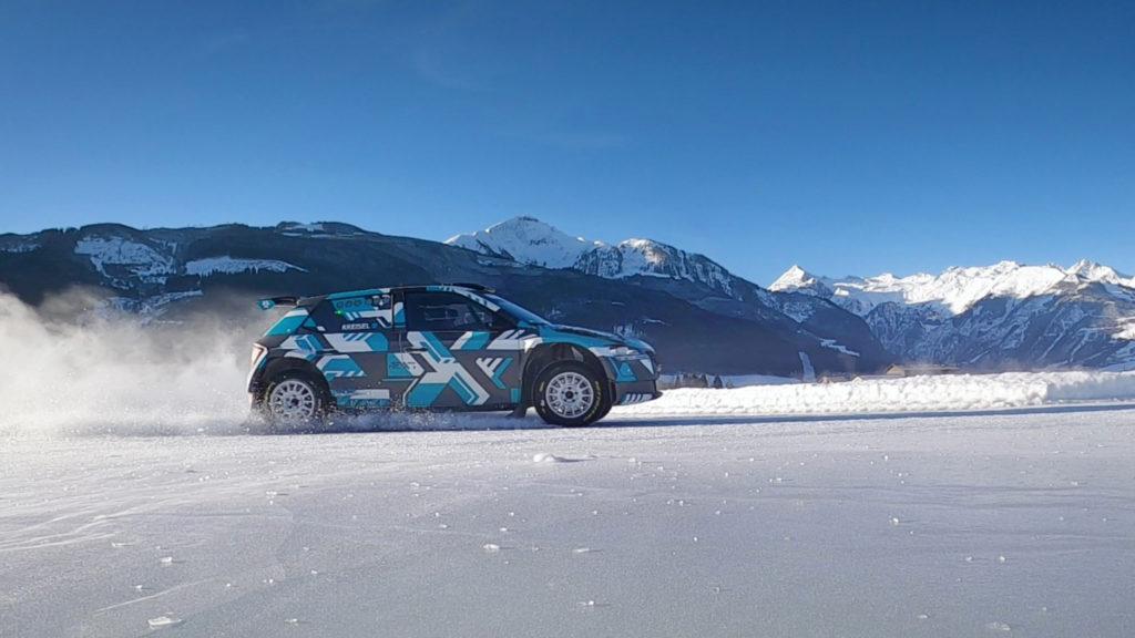 Elektrická Škoda Fabia RE-X1 závodníky nadchla