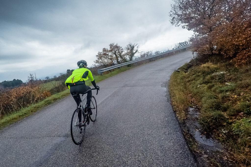 Cyklistika jde provozovat celoročně