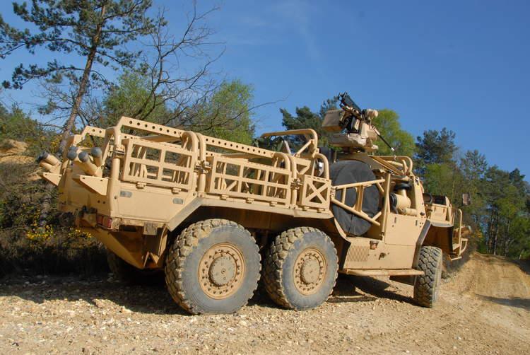 Obrněné vozidlo HMT Extenda