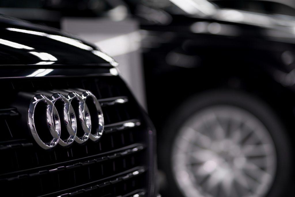 Automobil Audi