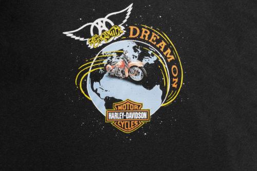 Harley-Davidson a Aerosmith