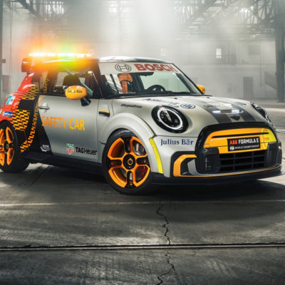 Mini Electric Pacesetter od JCW