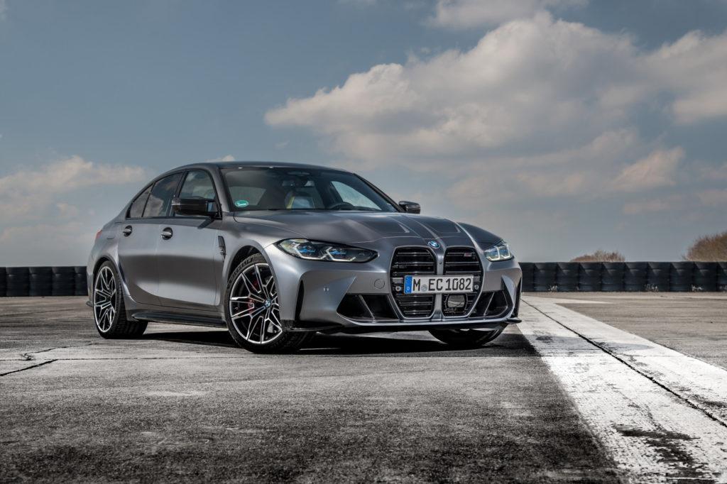 BMW M3 Competition Sedan M xDrive