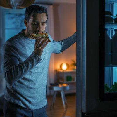 Potraviny ovlivňují spánek