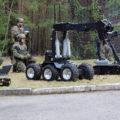Pyrotechnici - vybavení