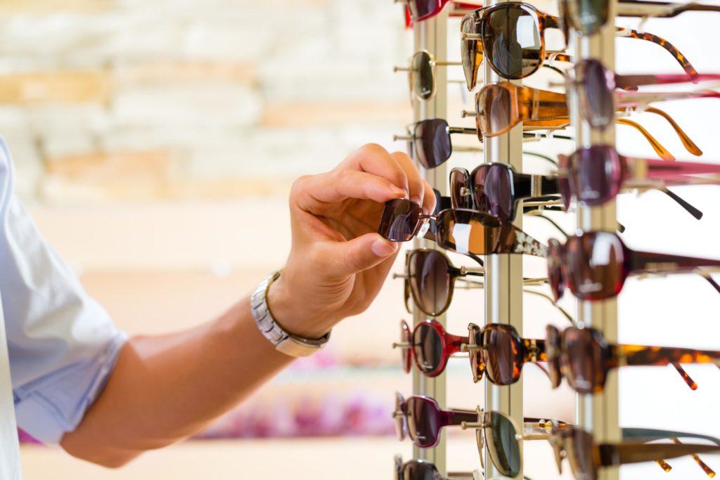 Sluneční brýle - výběr