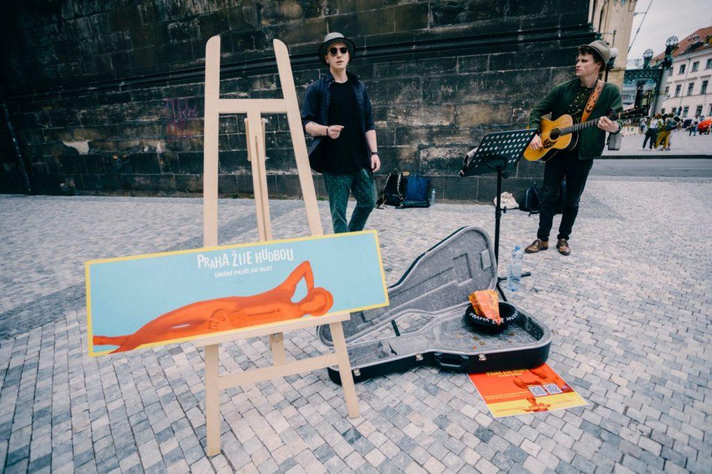 Festival Praha žije hudbou
