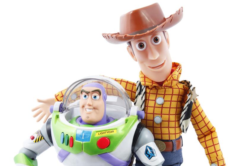 Woody a Buzz