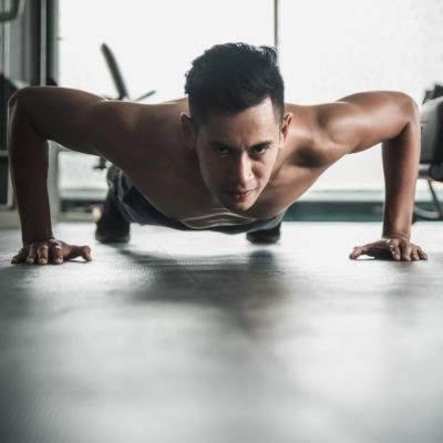 Muž - fitness