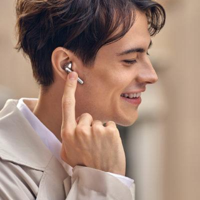 Sluchátka Huawei FreeBuds 4