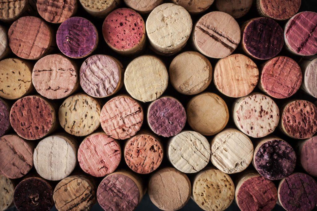 Korky od vína